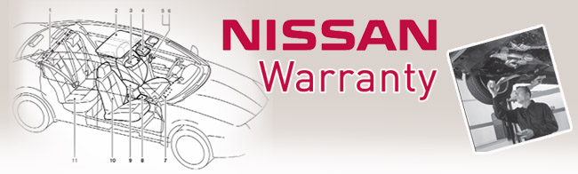 Extensive Protection: The Nissan Certified Pre Owned Vehicle Limited  Warranty ...